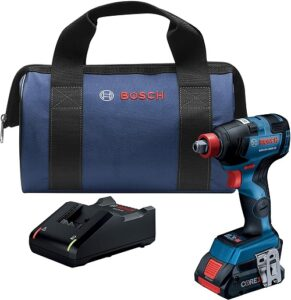 BOSCH 18V EC Brushless Impact Driver Kit