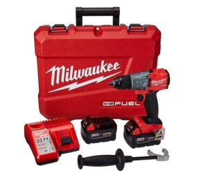 Milwaukee M18 Fuel Drill Kit